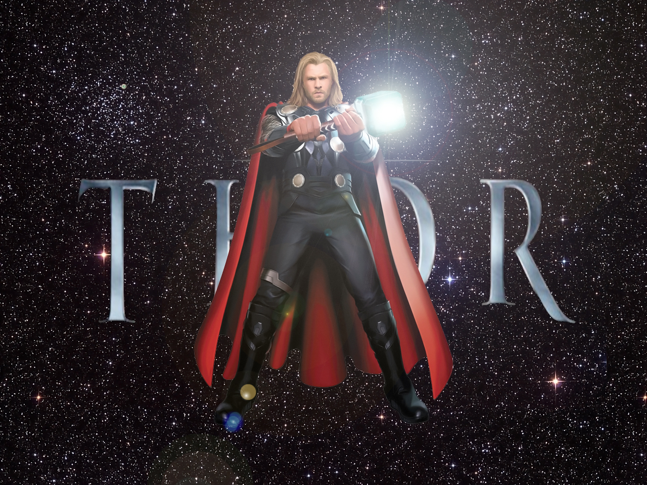 Thor movie wallpaper 2