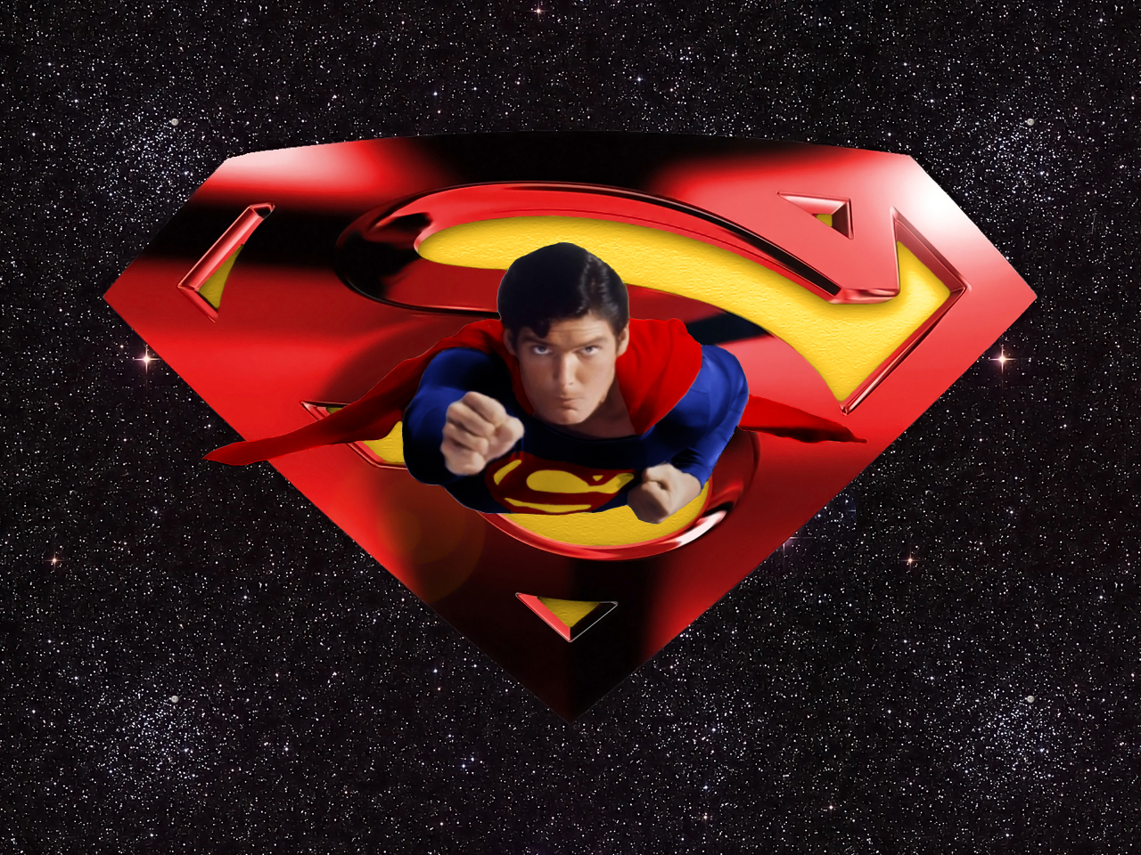 Christopher Reeve Superman wp