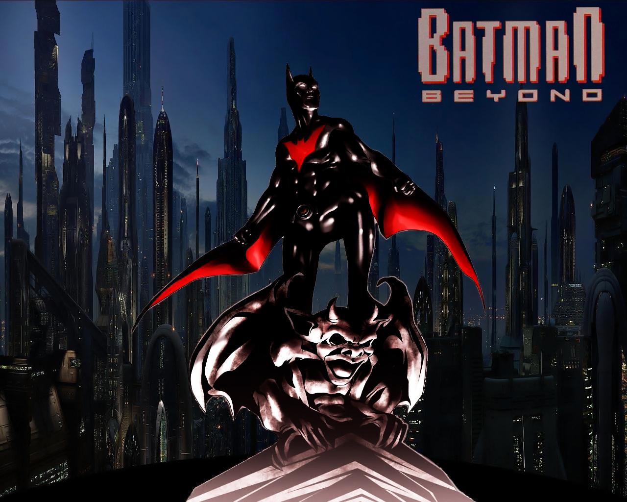Batman Beyond wallpaper by SWFan1977 on DeviantArt