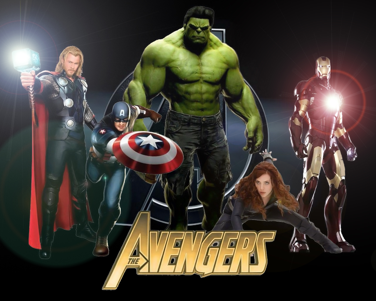 The Avengers movies in USA