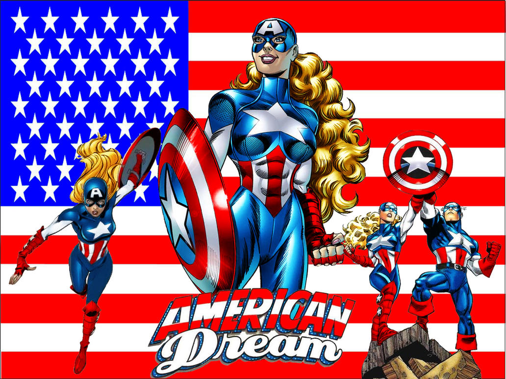 Must see Wallpaper Marvel Variant - american_dream_wallpaper_by_swfan1977-d321x3j  Collection_244960.jpg