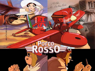 Porco Rosso On Thestudioghibliclub Deviantart
