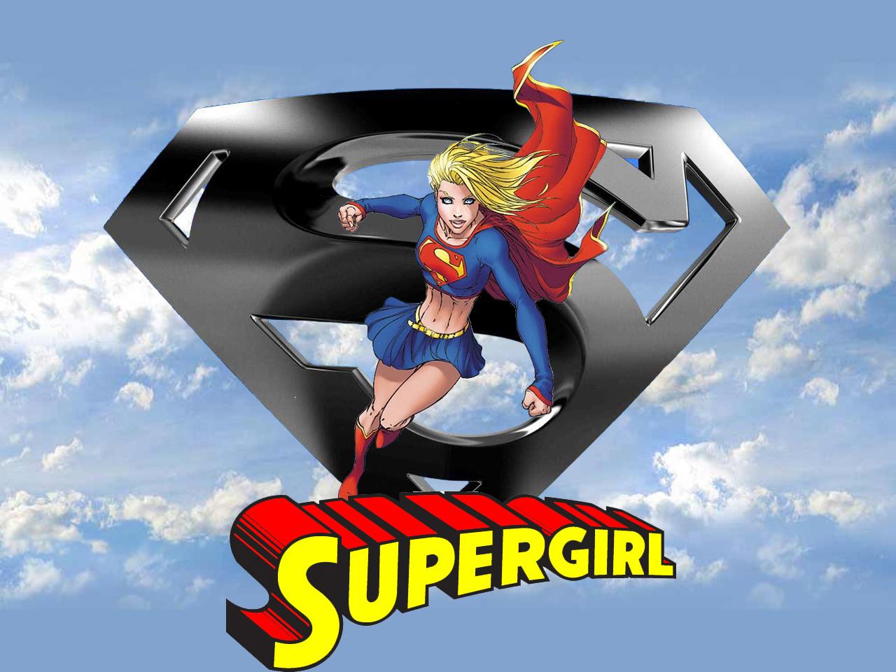 supergirl wallpaper by swfan1977 on deviantart