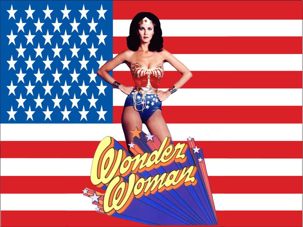 Wonder Woman Lynda Carter wp 2 by SWFan1977