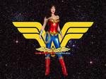 New Wonder Woman wallpaper