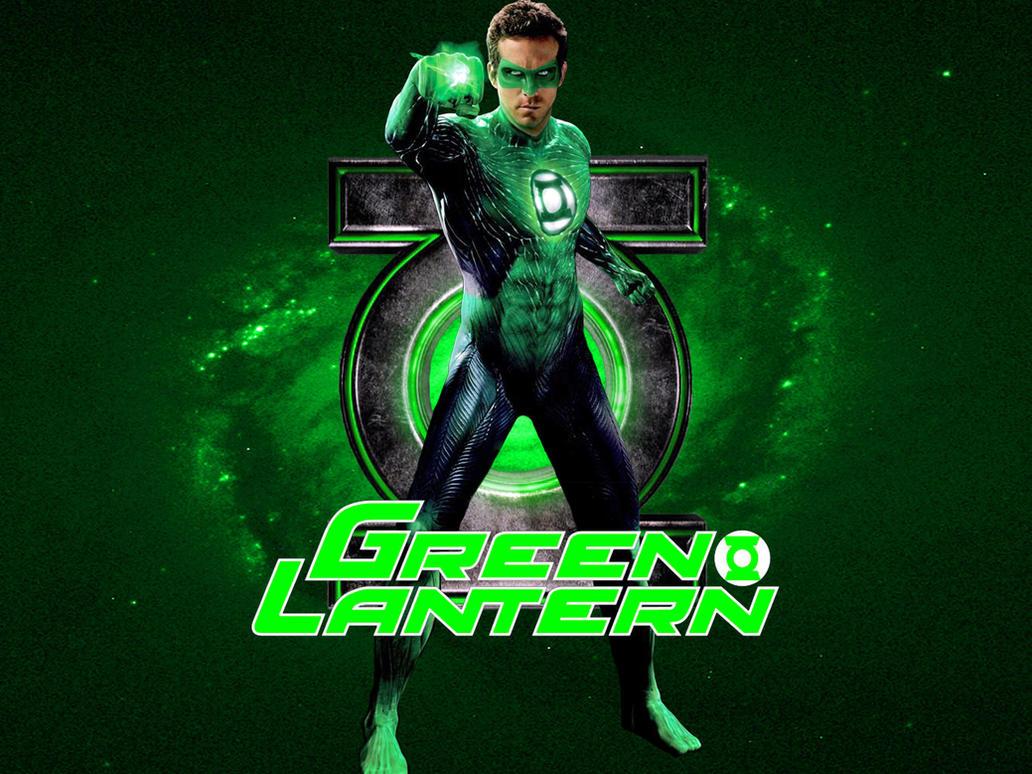 Green Lantern Movie Wp 2 By SWFan1977