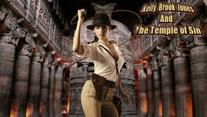 Kelly Brook Jones and The Temple of Sin
