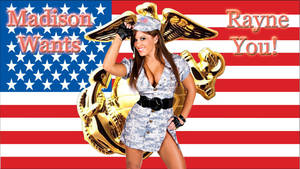 Sexy Soldier Madison Rayne wp