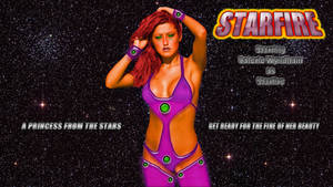 STARFIRE starring SoCal Val wp