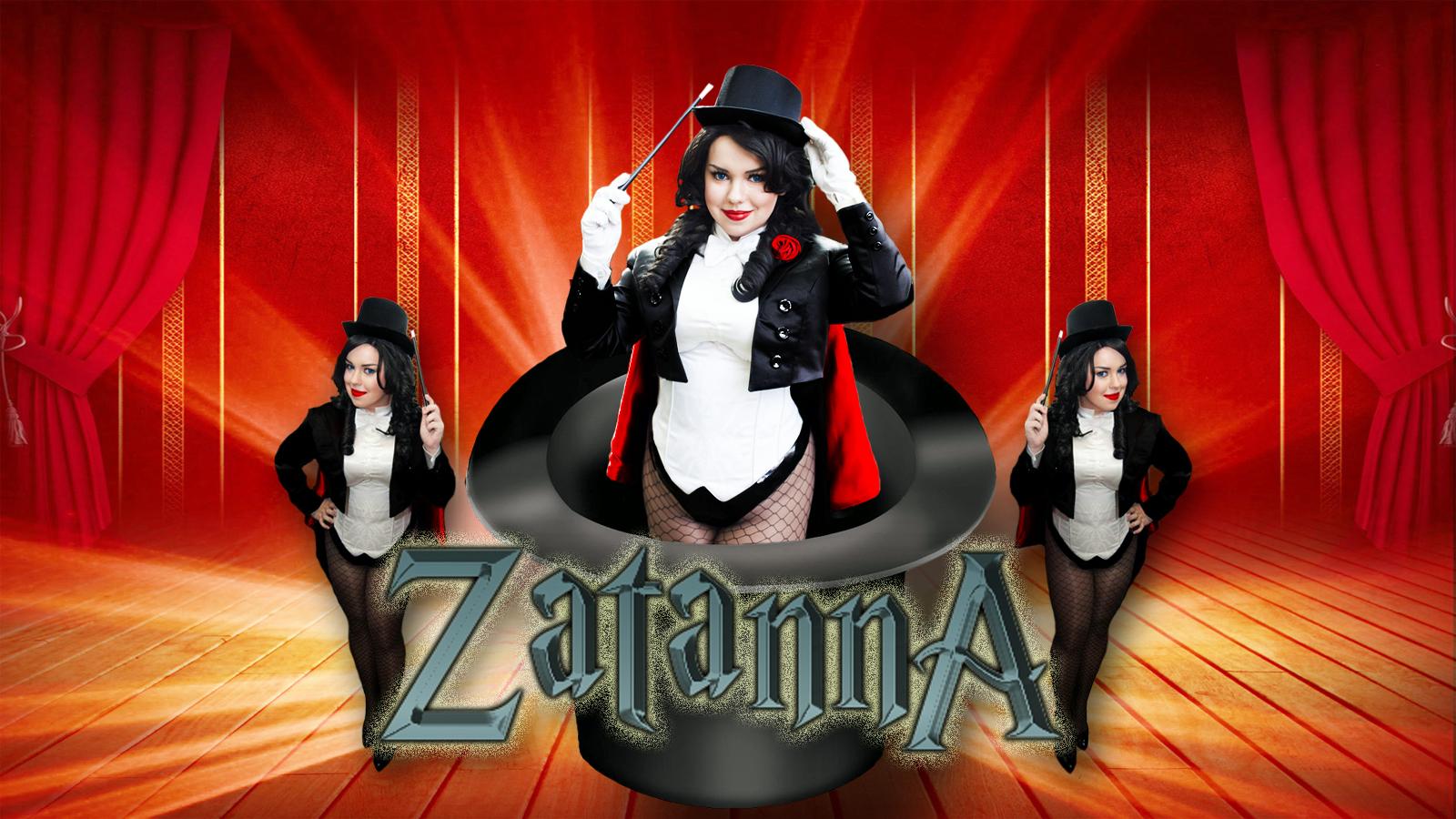 Zatanna cosplay wallpaper
