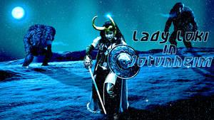 Lady Loki in Jotunheim wp
