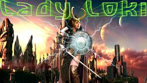 Lady Loki wp