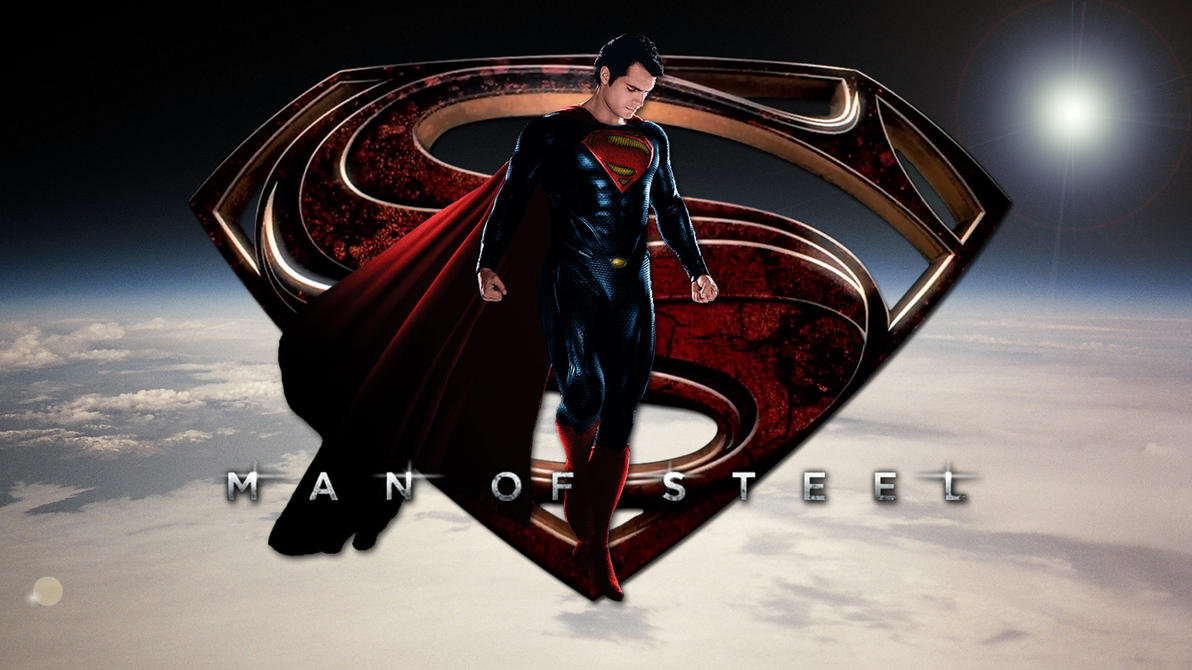 Man of Steel wp by SWFan1977