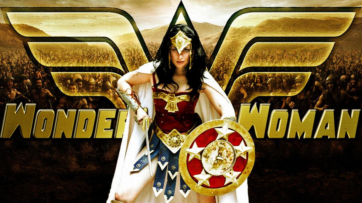 Wonder Woman cosplay wp starring Meagan Marie by SWFan1977