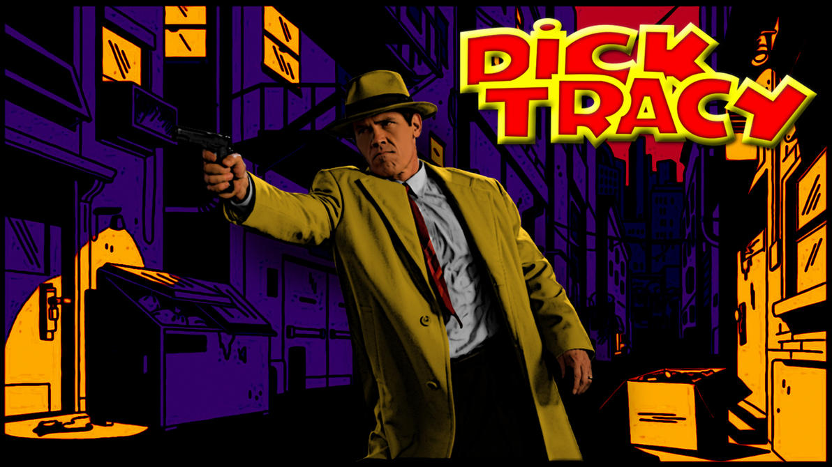 dick tracy wp by swfan1977 on deviantart