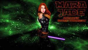 Mara Jade cosplay wp starring Queen Azshara