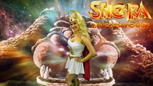 She-Ra cosplay wp starring Danny Cozplay