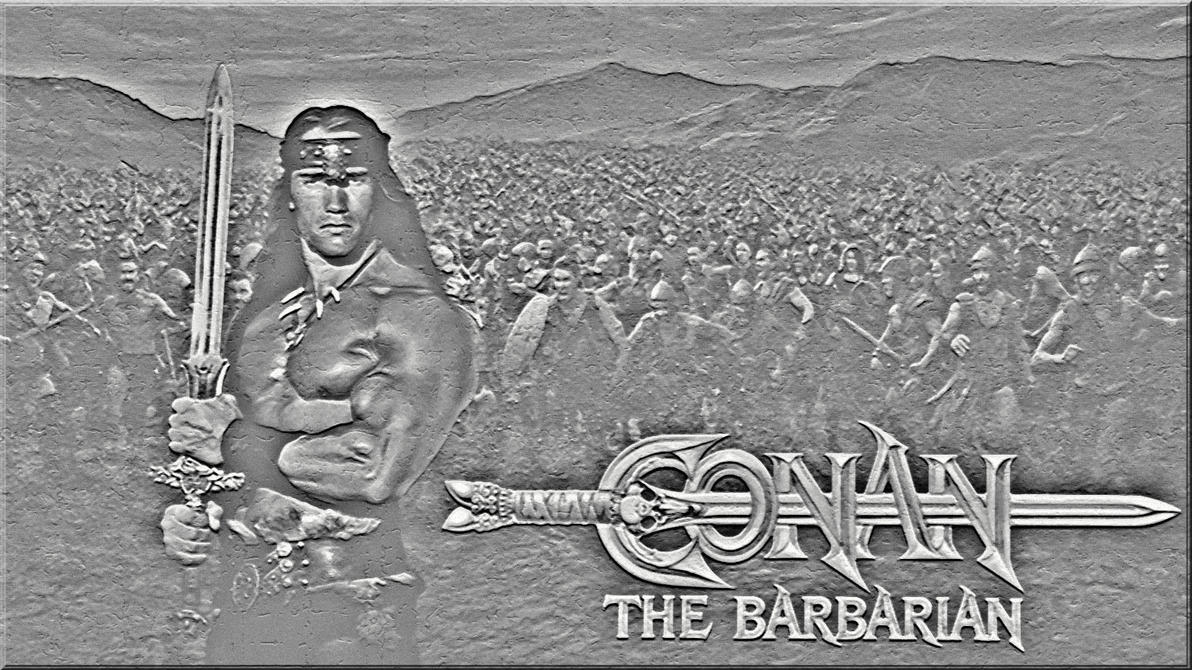 Conan The Barbarian wp by SWFan1977