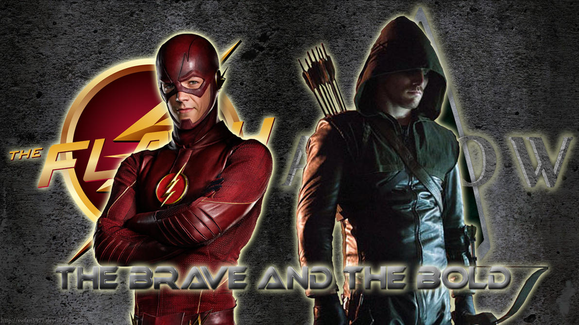 The Brave and The Bold wp by SWFan1977