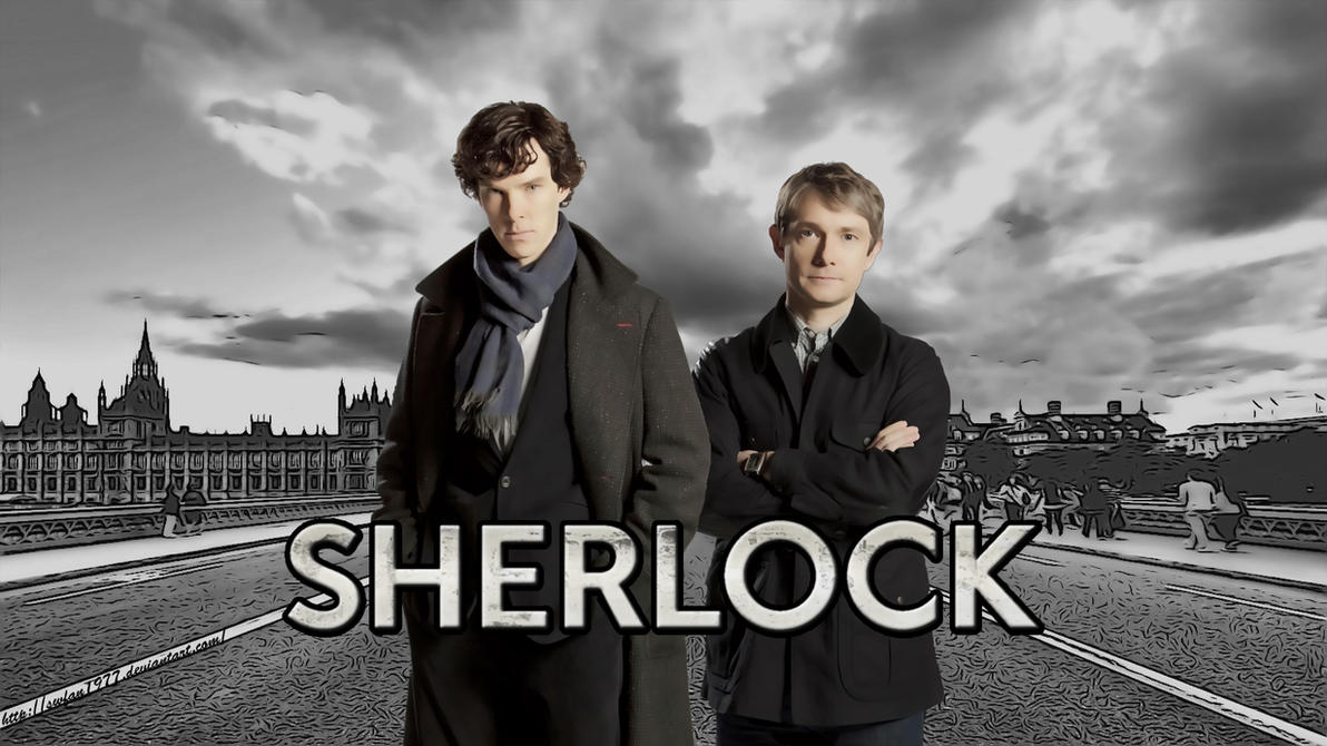 Sherlock wp by SWFan1977