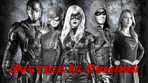 DC - Justice is Coming wp