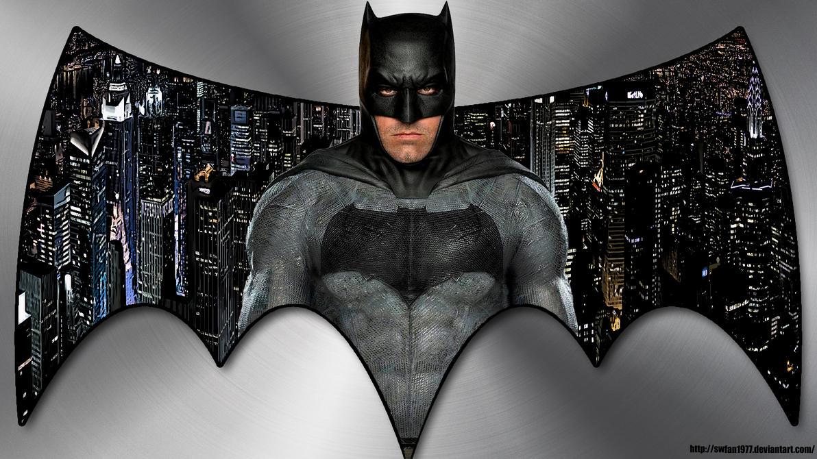 Batman Ben Affleck wp by SWFan1977
