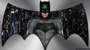 Batman Ben Affleck wp