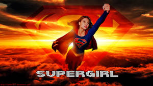 Supergirl TV wp