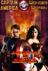 Captain America/Wonder Woman: Avengers of Justice