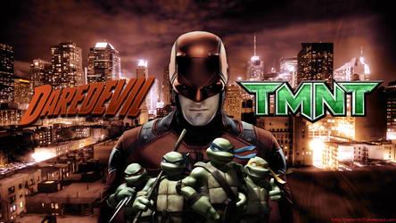 Daredevil/TMNT wp