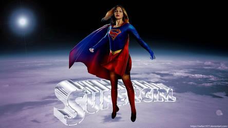 Supergirl TV wp 2