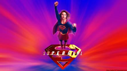 Supergirl TV wp 3
