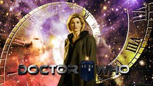 13th Doctor wp by SWFan1977
