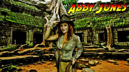 Abby Jones and the City of Gods wp