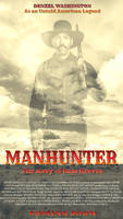 Manhunter: The Story of Bass Reeves fake poster