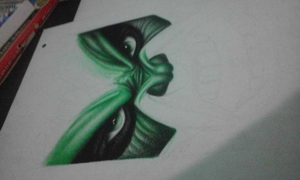 hulk en proceso  by maxi1hack