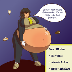 Cheesecake Chowdown (3/4)