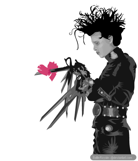 edward scissorhands essay belonging