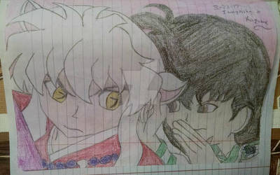 Inuyasha And Kagome 13 by SailorMoonFanGirl