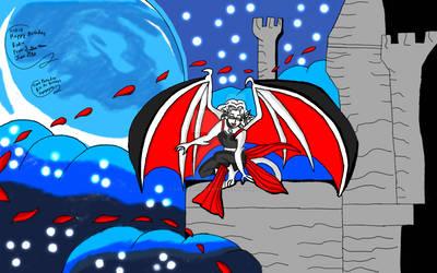 Gargoyle Rin by SailorMoonFanGirl