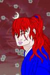 Kenshin 3 by SailorMoonFanGirl