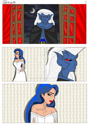 Thailog And Elisa It's A Dangerous Game Page 1 by SailorMoonFanGirl