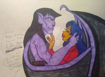 Goliath And Elisa 134 by SailorMoonFanGirl