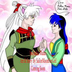 Inuyasha Mulan Teaser Cover Art