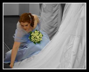Bridesmaid by xanda-joy