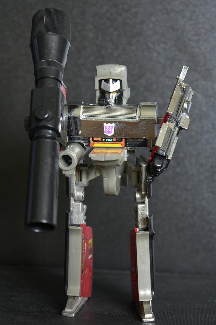 G1 Megatron - 01 by my-toys on DeviantArt