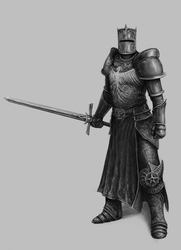 Black Knight by SHAWCJ