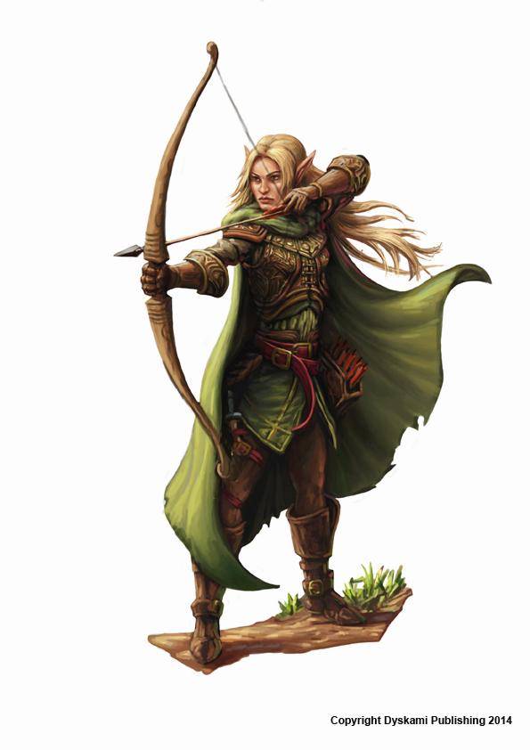 Warband - Elf by joeshawcross