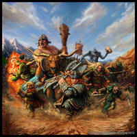 Warband by joeshawcross