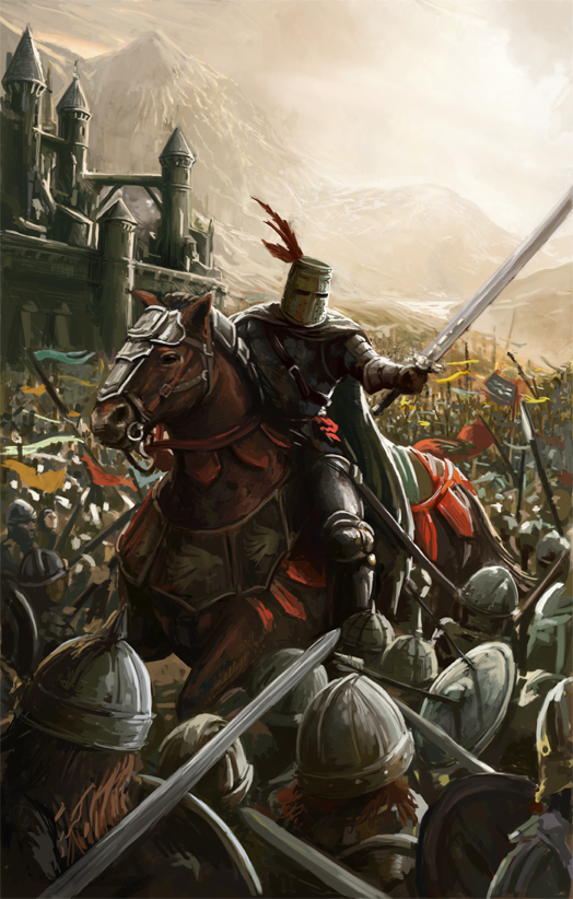 Battle by SHAWCJ
